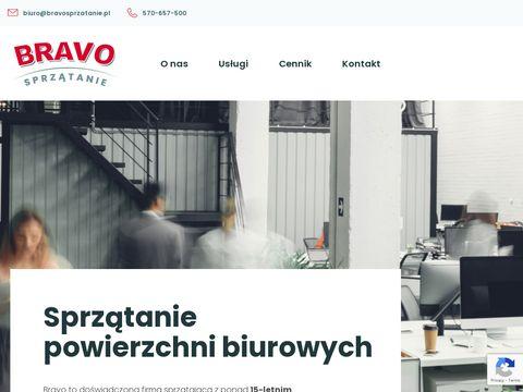 Bravosprzatanie.pl usługi sprzątające