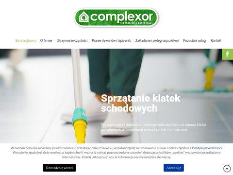 Complexor.pl firma sprzątająca