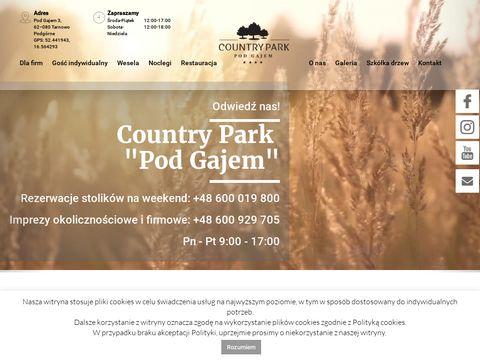 Countrypark.pl hotel Tarnowo Podgórne