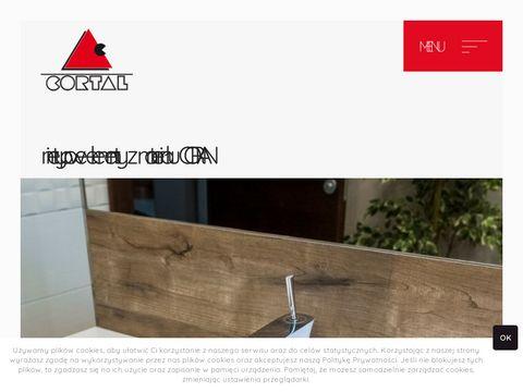 Cortal.com.pl - blaty z corianu