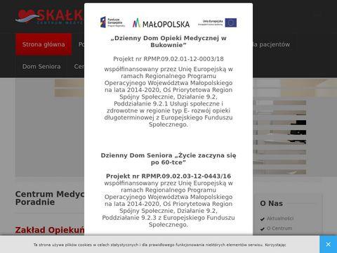 Cmskalka.pl - rehabilitacja Olkusz