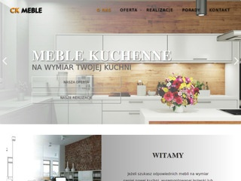 Meble kuchenne - Tarnów