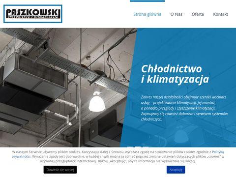 Paszkowski meble chłodnicze Ełk