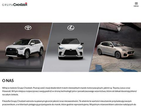 Chodzen.pl części Toyota