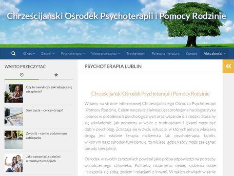 Choppr.pl psychoterapia Lublin