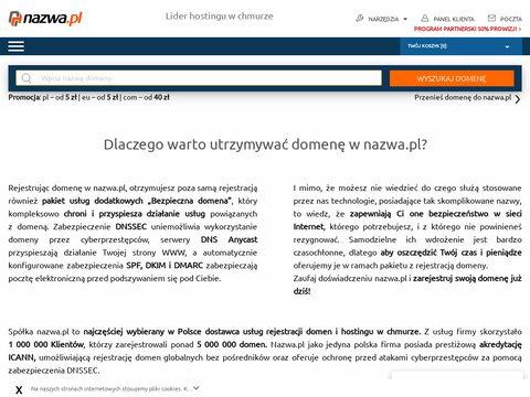 Checz-sklep.pl - wkłady owalne