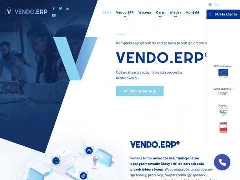 Cfi.pl oprogramowanie dla firm ERP, CRM