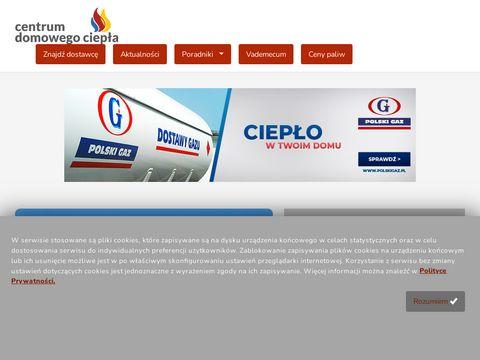 Cdc24.pl sprzedaż oleju opałowego