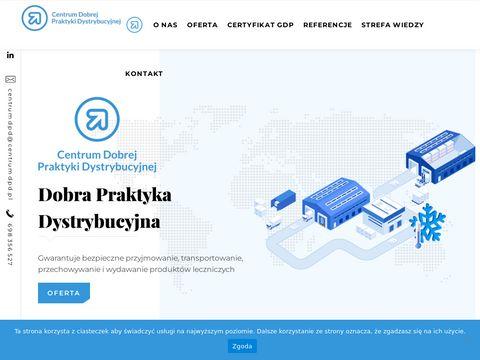 Centrumdpd.pl - hurtownia farmaceutyczna