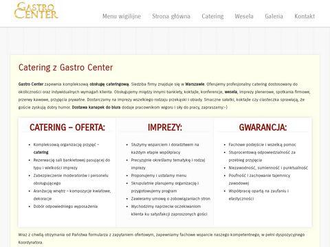 Catering-gc.pl - Gastro Center