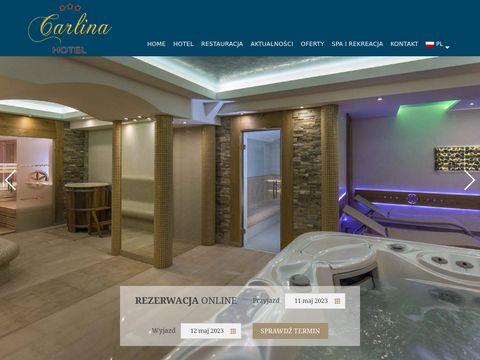Carlina hotel Bukowina Tatrzańska