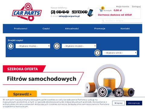 Carparts.com.pl części zamienne do auta