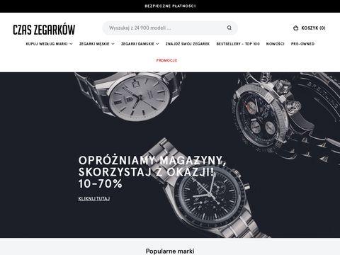 Czaszegarkow.pl sklep