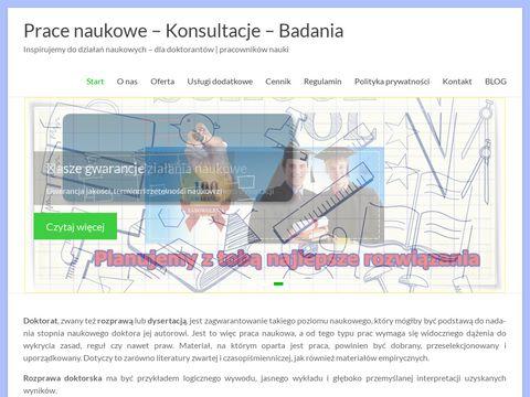 Doktoraty.pl