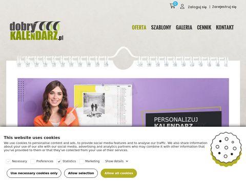 Dobrykalendarz.pl - tani fotokalendarz