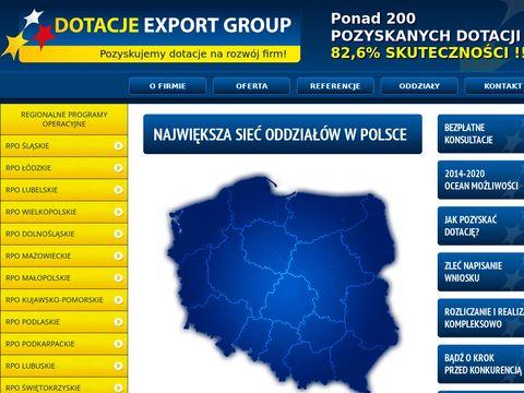 Dotacje-exportgroup.com.pl