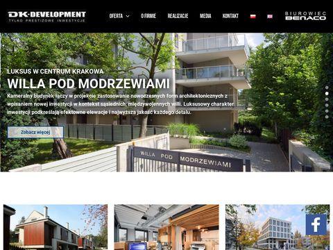 Dkdevelopment.pl mieszkania na sprzedaż