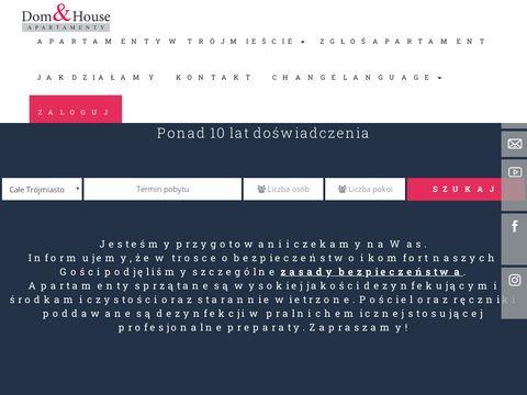 Apartamenty w Gdańsku - DH Apartamenty