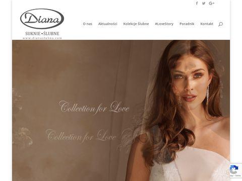 Dianaslubna.com salon sukien Rzeszów