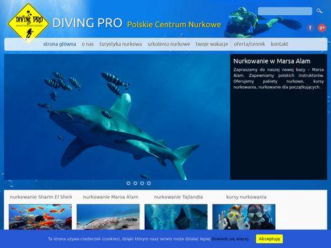 Diving Pro - nurkowanie w Egipcie