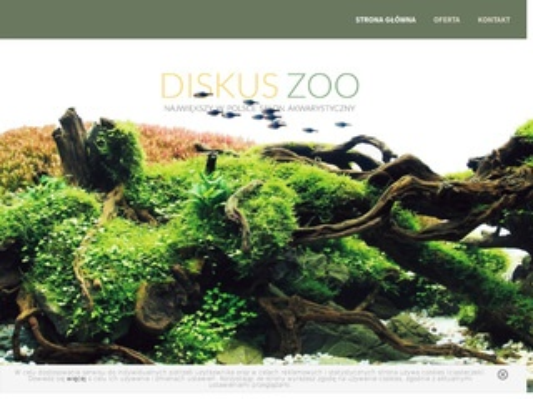 Diskus Zoo Eheim Warszawa