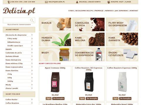 Delizia.pl włoska kawa