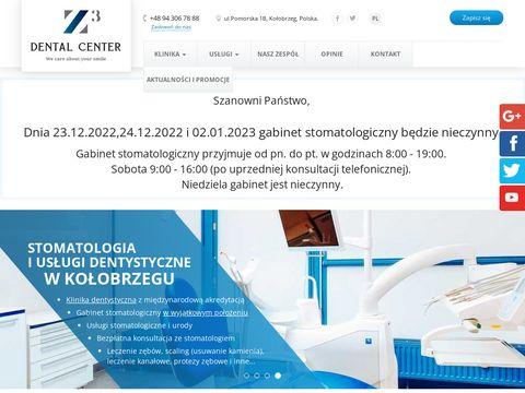 Dental Center Z3 stomatologia Kołobrzeg