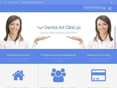 Dentalartclinic.pl