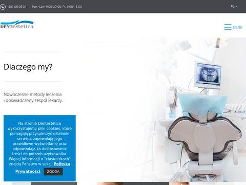 Dentestetica.pl gabinet dentystyczny