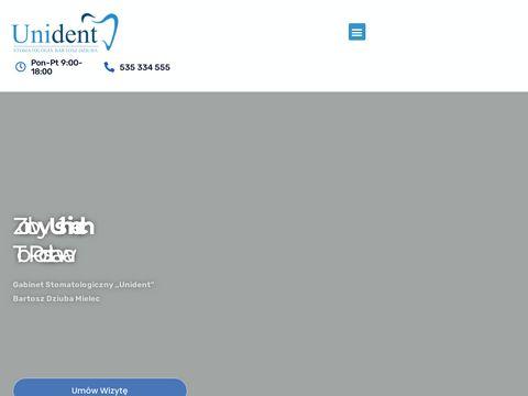 Dentystamielec.com.pl stomatolog
