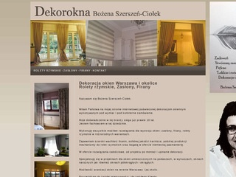 Dekorokna.pl - modny wystrój okien