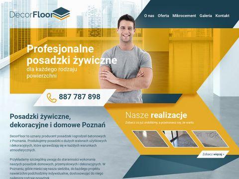 Decorfloor.pl - posadzki Poznań