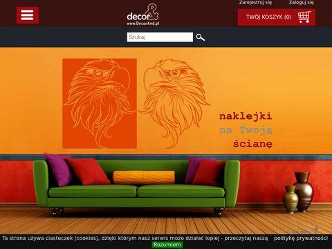Decorand.pl Sklep z naklejkami na drzwi
