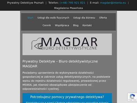 Detektywmagdar.pl