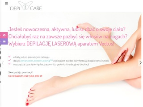 Depicare.pl depilacja bikini