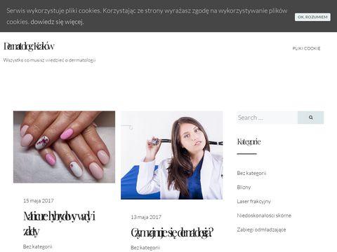 Dermatologkrakow.com.pl