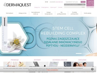 Dermaquest.pl - alternatywa dla botoxu