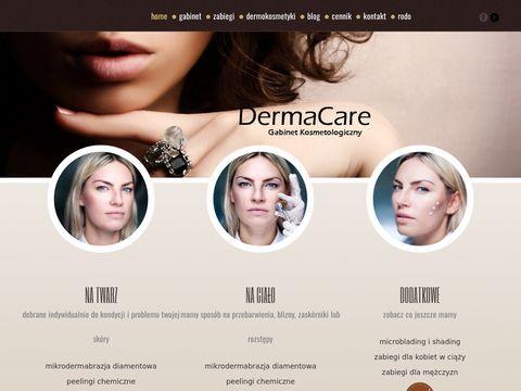 DermaCare - kosmetyczka Wrocław