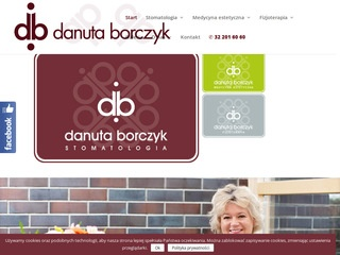 Danuta Borczyk protetyka Katowice