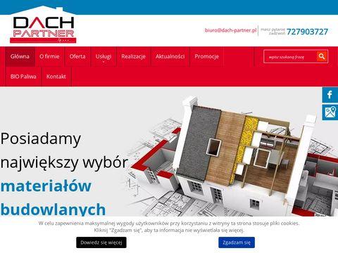 Dach-Partner drzwi Barański Konin