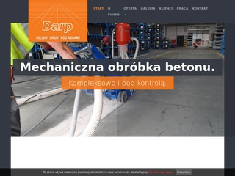 Darp.pl posadzki żywiczne