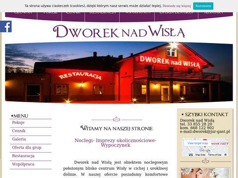 Dworeknadwisla.pl - kemping