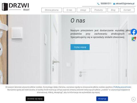 Drzwi-kisiel.pl montaż drzwi Wrocław