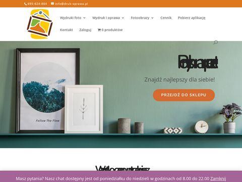 Druk-oprawa.pl - Fotoobrazy