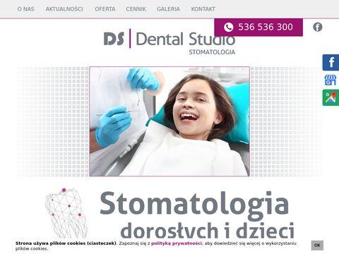 Ds-dentalstudio.pl dobry stomatolog Otwock