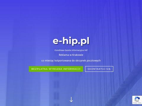 E-hip.pl - reklama kraków