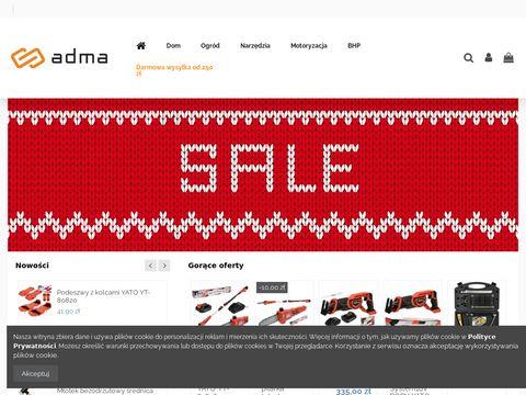 E-adma.pl internetowy sklep z oświetleniem
