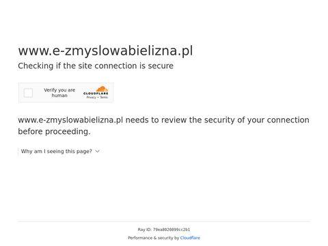 E-zmyslowabielizna.pl