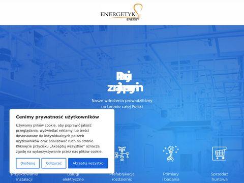 Energetykenergy.pl aparatura modułowa Kalisz