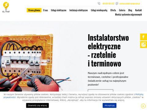 Elmat-otwock.pl